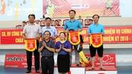 Bế mạc giải thể thao Công đoàn Viên chức Nghệ An năm 2018