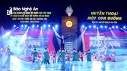 400 nghệ sỹ tái hiện lịch sử chói lọi đường Hồ Chí Minh huyền thoại