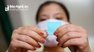 Nhiều trường mầm non ở thành phố Vinh tổ chức bốc thăm để tuyển sinh