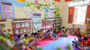 Học sinh miền núi Nghệ An 'trốn' Covid trong những thư viện sách