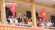 Học sinh Nghệ An háo hức chờ đón ngày khai giảng