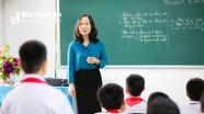 Nhiều giáo viên Nghệ An không ủng hộ việc dùng điện thoại trong giờ học