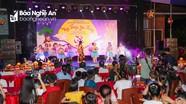 Ấm áp Chương trình 'Vầng trăng yêu thương' ở Làng trẻ SOS Vinh