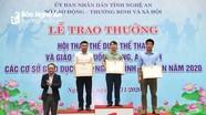 24 giải Nhất được trao tại Hội thao TDTT và Giáo dục QPAN các cơ sở giáo dục nghề nghiệp tỉnh