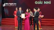 Báo Nghệ An đạt giải Nhì Giải báo chí toàn quốc 'Vì sự nghiệp giáo dục'