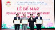 44 giải được trao tại Hội giảng nhà giáo giáo dục nghề nghiệp Nghệ An