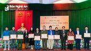 Đồng hành xây dựng Báo Nghệ An giữ vững danh hiệu Anh hùng Lao động thời kỳ đổi mới