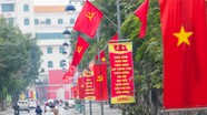 Ban Tuyên giáo Tỉnh ủy kiểm tra công tác tuyên truyền Đại hội XIII của Đảng