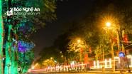 Những cung đường đẹp lộng lẫy ở thành phố Vinh