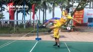 Vận động viên chuyên 'hái vàng' cho đoàn thể thao Nghệ An