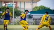 SLNA triệu tập 15 cầu thủ trẻ lên đội 1 chuẩn bị cho mùa giải mới