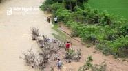 Tìm thấy nạn nhân mất tích trong lũ ở Kỳ Sơn