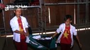 Học sinh vùng cao Nghệ An 'tự nguyện' tựu trường sớm
