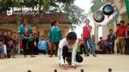 Trẻ em vùng cao Nghệ An hào hứng với trò chơi dân gian