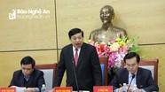 Nhiều ngân hàng nước ngoài đăng ký dự Hội nghị gặp mặt các nhà đầu tư đầu Xuân ở Nghệ An