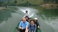 Gần 4.000 lượt người đến Con Cuông trong 2 ngày đầu nghỉ lễ