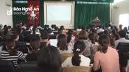 Tập huấn triển khai sử dụng hóa đơn điện tử ở Nghi Lộc