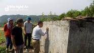 Dang dở dự án tái định cư Piêng Luống