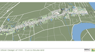 Nghệ An thống nhất quy hoạch chi tiết đại lộ Vinh - Cửa Lò