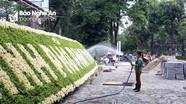 TP. Vinh: Hàng loạt công trình được xây dựng, chỉnh trang chào mừng 10 năm đô thị loại 1