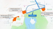 Chi tiết các điểm gửi xe ở phố đi bộ thành Vinh