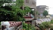 'Bí ẩn' phía sau thực trạng ngập lụt chợ Vinh