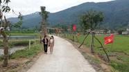 Doanh nhân trẻ đầu tư gần 300 triệu đồng làm đường nông thôn mới cho quê hương