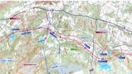 Nhiều khó khăn trong giải phóng mặt bằng cao tốc Bắc Nam qua thị xã Hoàng Mai