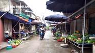 Sở Công Thương Nghệ An đề nghị đóng cửa, chấm dứt hoạt động tại chợ cũ thị trấn Tân Kỳ