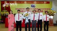 Đại hội lần thứ nhất Chi bộ Trung tâm Xúc tiến Đầu tư, Thương mại và Du lịch Nghệ An