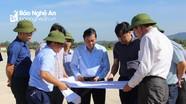 Nhiều khu tái định cư phục vụ giải phóng đường cao tốc Bắc - Nam qua Nghệ An chậm tiến độ