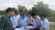 Khảo sát thu hút đầu tư vào thị xã Hoàng Mai