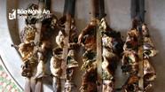 """Cá nướng - """"linh hồn"""" bữa cơm ngày Tết của người Thái"""