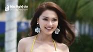 Người đẹp Nghệ An giành giải Người đẹp ảnh Hoa hậu hoàn vũ
