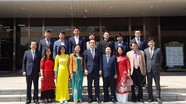 Đoàn công tác tỉnh Nghệ An thăm và làm việc tại tỉnh Gyeonggi, Hàn Quốc