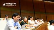 Đại biểu Quốc hội tán thành dự án Luật Đo đạc và bản đồ với tỷ lệ  92,61%
