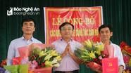 Huyện ủy Đô Lương thực hiện luân chuyển cán bộ xã, thị trấn