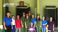 """Chiến dịch """"Hành quân xanh"""" của tuổi trẻ lực lượng vũ trang huyện Thanh Chương"""