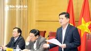 Chủ tịch UBND tỉnh: Nghệ An dồn sức chăm lo an sinh xã hội dịp Tết Nguyên đán