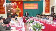 Lãnh đạo địa phương sẽ phải chịu trách nhiệm trước tỉnh nếu quà Tết không đến tay hộ nghèo