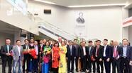 Kiều bào Ulyanovsk là cầu nối với quê hương, đất nước và con người Việt Nam đến bạn bè quốc tế