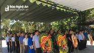 Ban Tổ chức, Ban Tuyên giáo Tỉnh ủy hành hương về Quảng Trị tưởng niệm các anh hùng liệt sỹ
