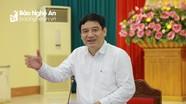 Bí thư Tỉnh ủy: Nội dung cốt lõi để bảo vệ sức mạnh, uy tín của Đảng là công tác xây dựng Đảng