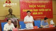 Chủ tịch UBND tỉnh Nghệ An: Không để nợ đọng trong xây dựng nông thôn mới