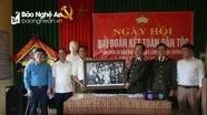 Thượng tướng Nguyễn Văn Thành dự Ngày hội Đại đoàn kết tại Nghệ An