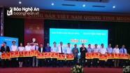 Nghệ An có 3 thí sinh tham gia Hội thi Báo cáo viên giỏi Khu vực II