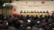 Nghệ An có nhiều tiềm năng, lợi thế thu hút đầu tư từ Nhật Bản