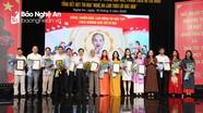 Sơ kết 5 năm thực hiện Chỉ thị số 05 vào dịp kỷ niệm 131 năm ngày sinh Chủ tịch Hồ Chí Minh