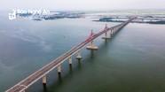 Ấn tượng cầu Cửa Hội và hành trình nơi cửa biển
