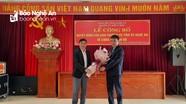 Diễn Châu có tân Phó Bí thư Thường trực Huyện ủy
